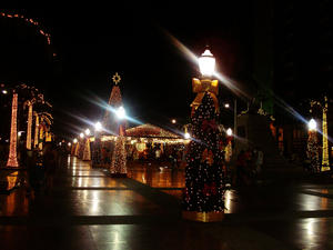 Christmas in Salvador