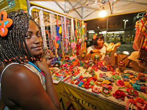 Porto da Barra Delights Fair, Salvador Bahia