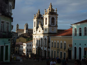 Largodo Pelourinho in Salvador