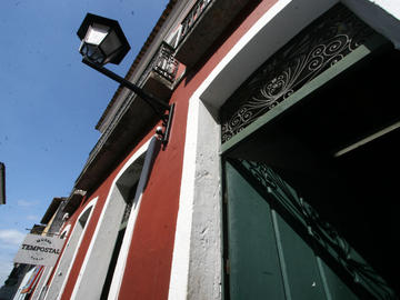 Museu Tempostal in Salvador Bahia