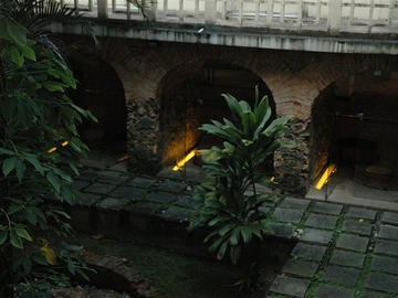 Archaeological Museum in Salvador Bahia